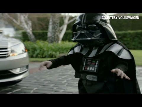 CNN: 'Mini Darth Vader' Max Page talks to CNN
