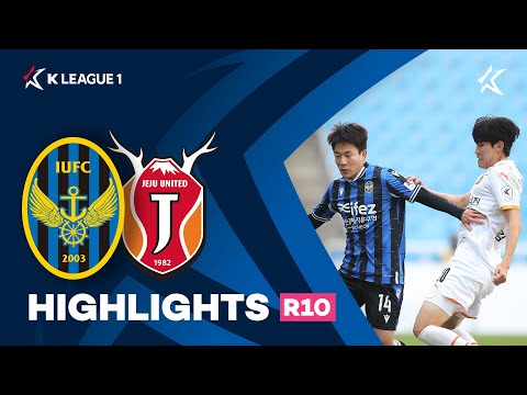Incheon Jeju Utd Goals And Highlights