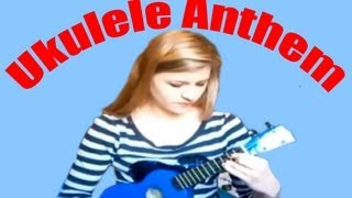 (Badly) Playing the Ukulele Anthem by Amanda Fucking Palmer. Thumbnail