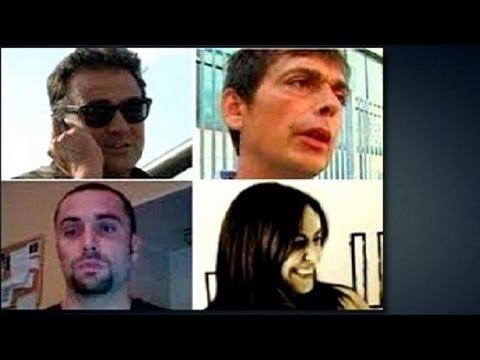 Italian journalists detained in Syria