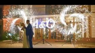 Инста-версия свадебного клипа Оли и Алексея. 23 июля 2016г.
