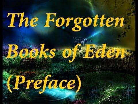 The Forgotten Books of Eden | Preface