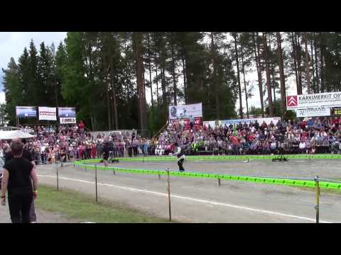 Wife Carrying World Championships 2014, TOP 6