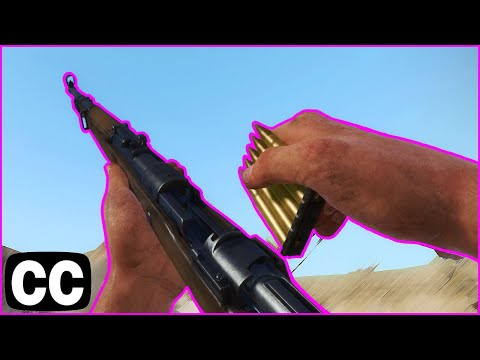 Day of Infamy | All Reload Animations |