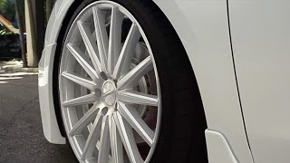 Vossen 20 Inch  VFS-2 Concave Wheels on Acura TLX