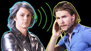 How Does QUICKSILVER Listen to Music? (Because Science w/ Kyle Hill)