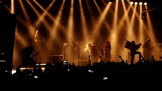 Download Eluveitie - Inis Mona (Warszawa, Progresja - 2017.10.27) MP3 song and Music Video