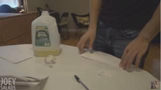 Joey Salads Sending Urine