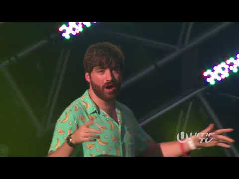 Oliver Heldens - Fire In My Soul (Live UMF 2018)