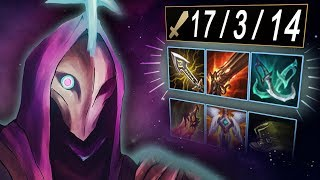 Gambar cover Old Jhin build is the New Meta build?
