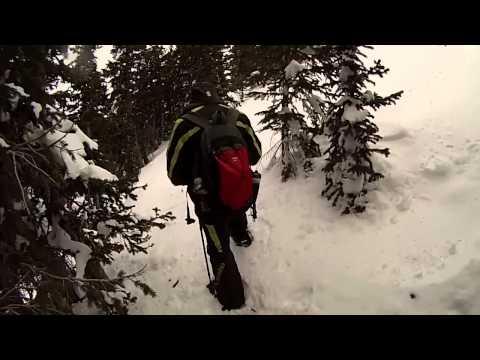 Hiking Humphreys Peak in the Wintertime