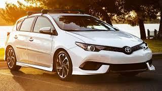 Toyota Corolla iM 2018 Car Review