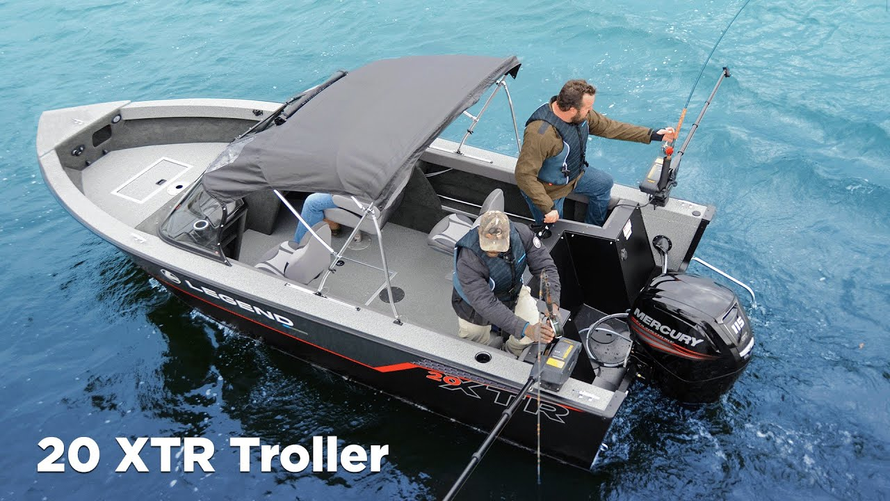 Best Fish And Ski Boats >> 2018 Top Fish And Ski Boats By Legend Boats 20 Xtr