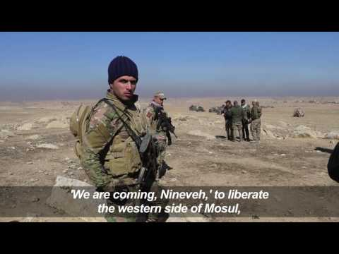 Iraq launches assault on ISIS-held west Mosul