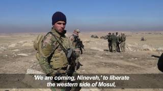 Iraq launches assault on ISIS held west Mosul