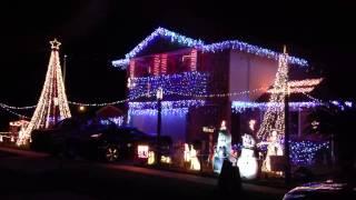 Christmas lights in Kenner