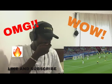 CAMEROON VS CHILE - FIFA CONFEDERATION CUP 2017 HIGHLIGHTS REACTION!!