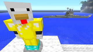 Minecraft Xbox - Ocean Den - Submarine And Cake!  (15)
