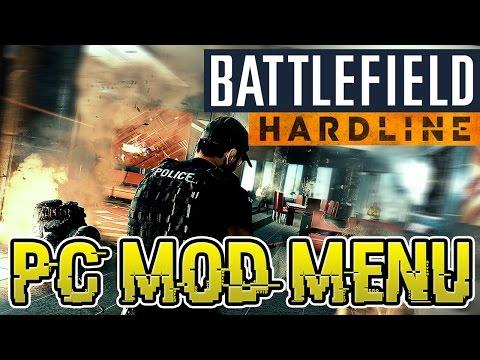 Battlefield Hardline - Mod Menu Download [PC]::