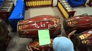 Indonesian Culture: Gamelan Ladrang Grompol (kendang)