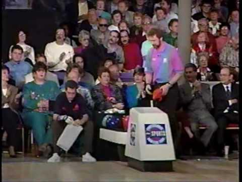 1994 Pete Weber vs Walter Ray Williams Jr. Part 1