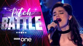 When I Was Your Man/Bring Me To Life/Falling Slowly - Solo Battle - Pitch Battle | BBC One