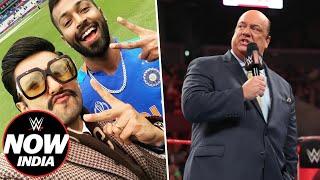 Paul Heyman sends legal notice to Ranveer Singh: WWE Now India