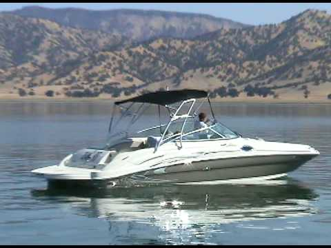 Sea Ray Sundeck >> Sea Ray 270 Sundeck, Captains Call Thru-Hull Corsa Exhaust ...