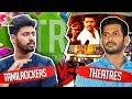 Tamilrockers ah Tamilnadu Theatres ah ? | Public Opinion | Film Industry Strike