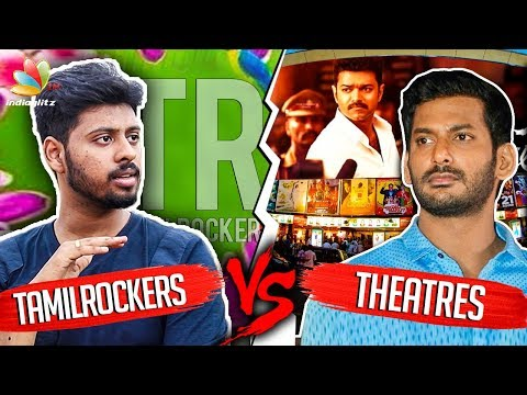 Tamilrockers ah Tamilnadu Theatres ah ? | Public Opinion | Film Industry Strike