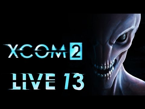 (ITA) XCOM2 LIVE 13 (Legendary Difficulty)