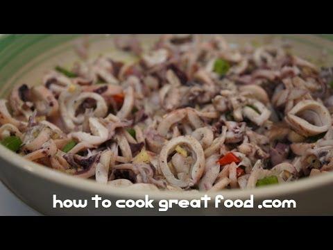 paano-magluto-kinilaw-na-pusit-recipe---squid-salad-pinoy-style-filipino-cooking