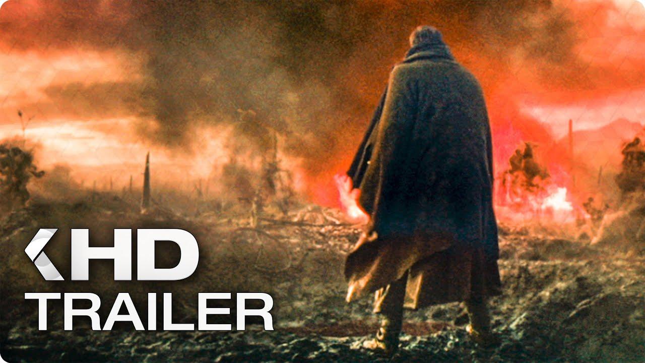 TOLKIEN Teaser Trailer (2019)