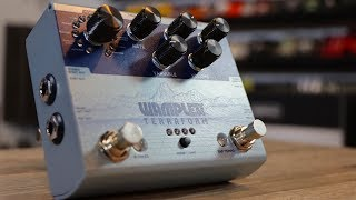 Wampler Terraform Multi-Modulation Pedal Is Here!