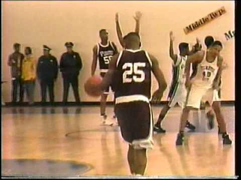 1995 Pleasantville High School's 1st C.A.L. Championship (P'ville Vs A.C. Part 2)