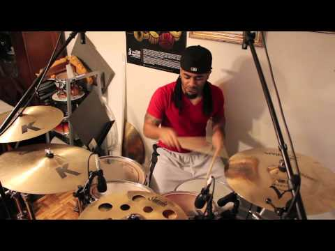 """Paramore - """"Aint It Fun"""" Drum & Bass Cover"""