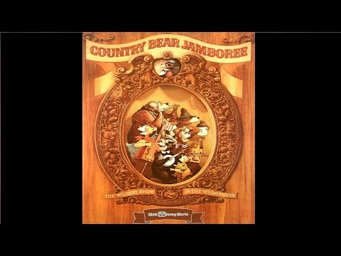The Country Bear Jamboree Collection