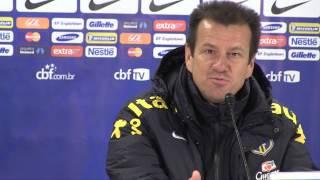 Carlos Dunga: Darum ist Neymar mein Kapitän | Österreich - Brasilien