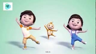 Funny Animals Dance Video for Children