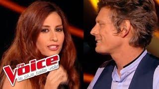 Repeat youtube video The Voice 2015│Hiba Tawaji VS Nog - Mon amie la Rose (Françoise Hardy)│Battle   S4 mp4