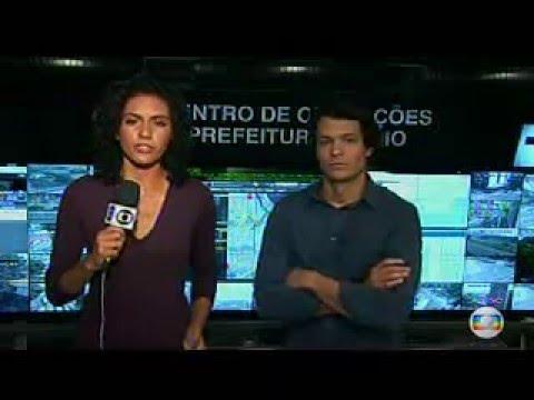Pedro Junqueira fala sobre protestos de taxistas no Radar RJ 1, 01/04/16