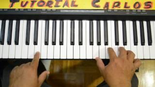 Jovenes Somos Evan Craft - Tutorial Piano Carlos