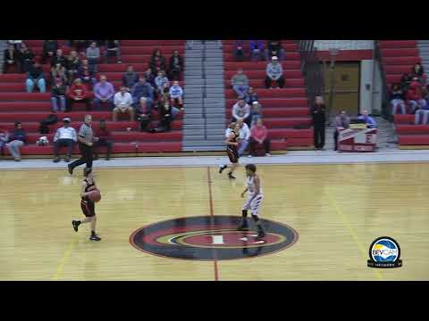 Everett vs Beverly Girls Basketball 2018 MIAA North Division 1 1st Round 2/26/18