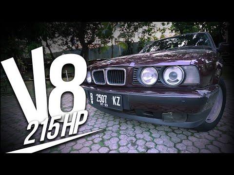 Tua Tapi Kencang, BMW e34 530i Individual 1994