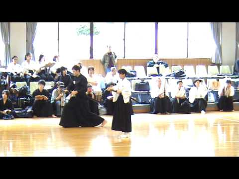 Sho-dan Iaido Performance at the 2009 Central Japan Comp.