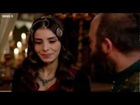 muhteşem yüzyıl  41. bölüm  hürrem sultan ninni