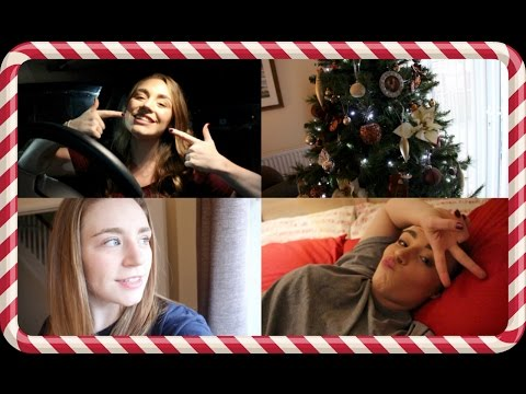 VLOG - Uni Is Over & The Christmas Holidays Have Begun