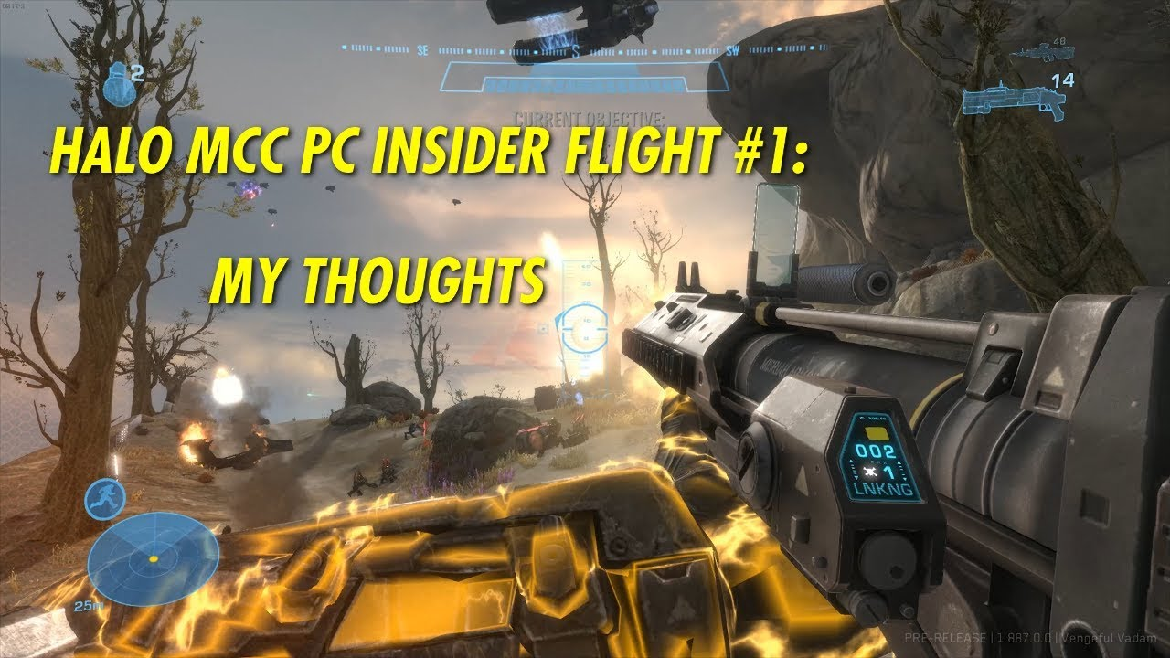 Halo MCC PC Insider First Flight: My Thoughts