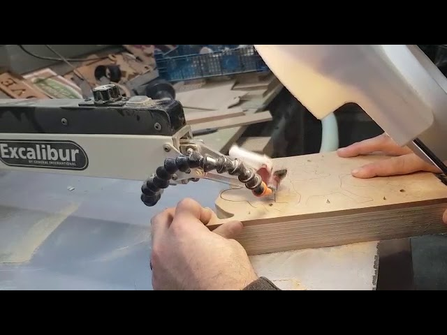 All our Decorations are hand cut.... Watch how