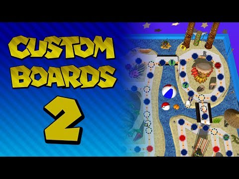 Create a Mario Party Board Contest #2 - Review Panel